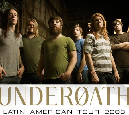 uo2008 Underoath En panamá. Diciembre 2008 no te lo puedes perder