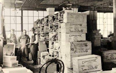 converse 3 Converse la Historia detrás de la zapatillas más famosa del mundo