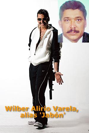 jabon cabo1 La verdadera historia de Wilbert Alirio Varela Jabón, El Cabo en el Cartel de los Sapos
