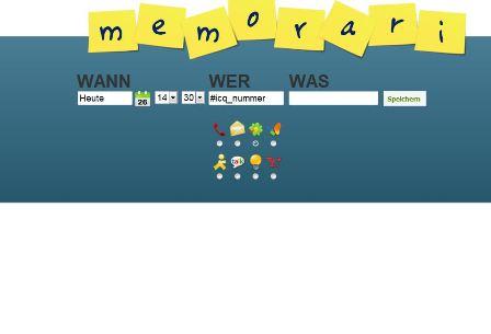 memorari MEMORARI: Recibe Avisos en tu Celular, o en tu msn Para recordarte Fechas Sirve para Panamá con C&W