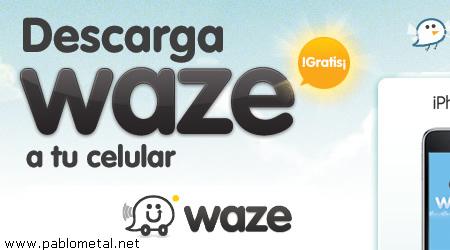 waze1 Waze: Panamá notifica vía Celular tipo GPS, en que calles ay tranques GRATIS!