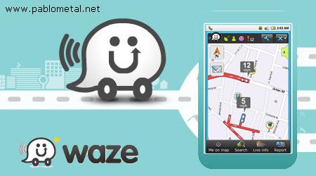waze2 Waze: Panamá notifica vía Celular tipo GPS, en que calles ay tranques GRATIS!