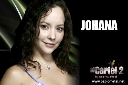johana cartel2 El cartel de los Sapos 2: La Guerra Total: Conoce más a fondo los Personajes nuevos