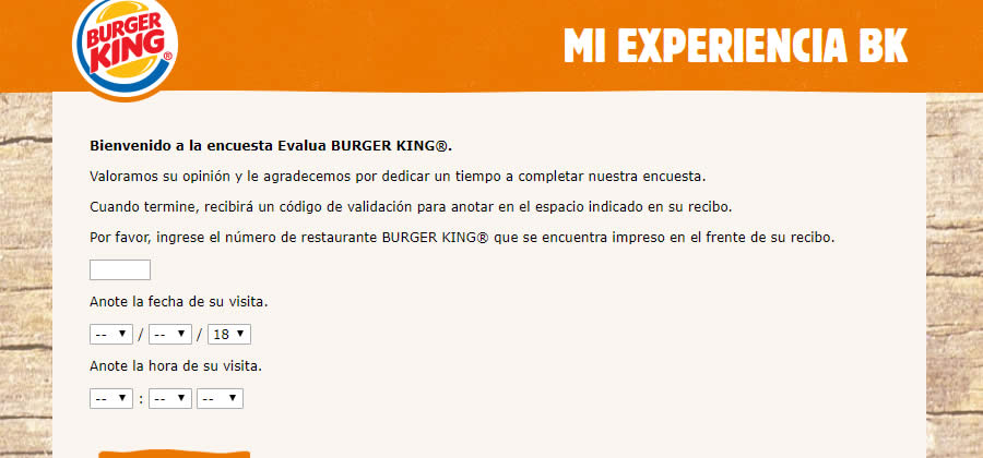 burger king panama