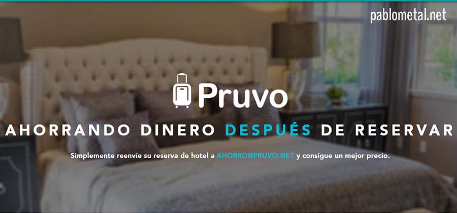 oferta hoteles pruvo