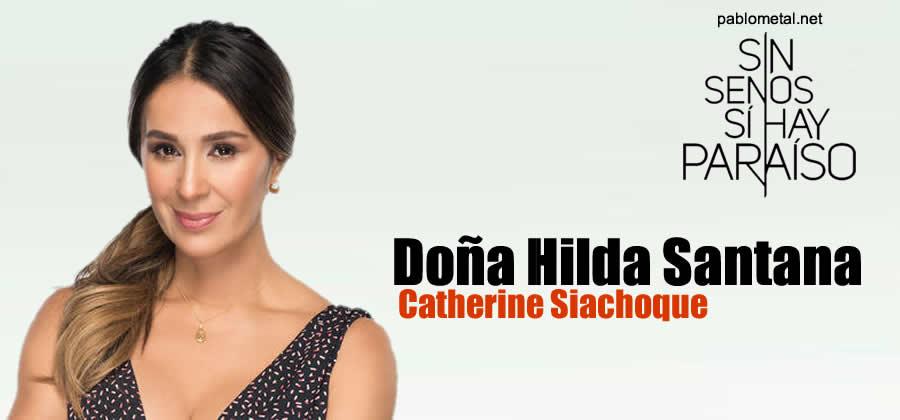 Doña hilda Catherine Siachoque
