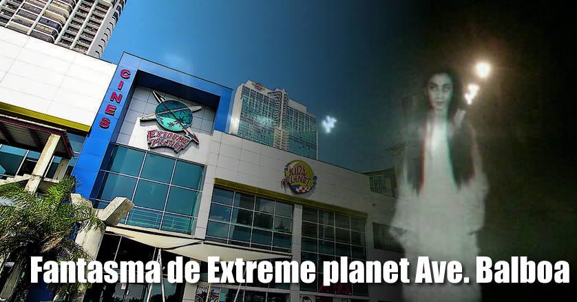 Fantasma Extreme planet Panama
