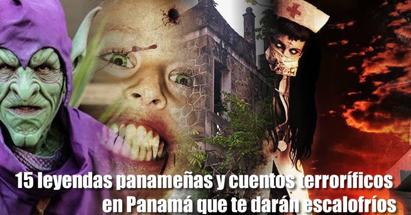 15 leyendas panameñas y cuentos terroríficos en Panamá que te darán escalofríos