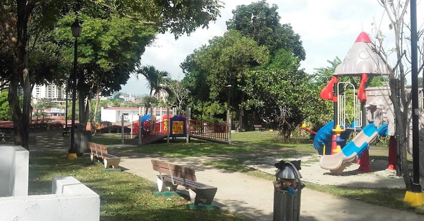 benito juarez parque