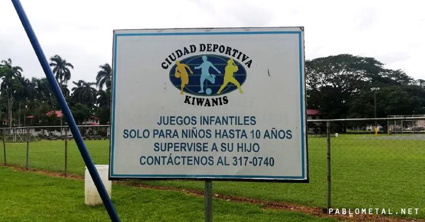 parques en panama