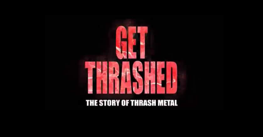 thrash metal historia