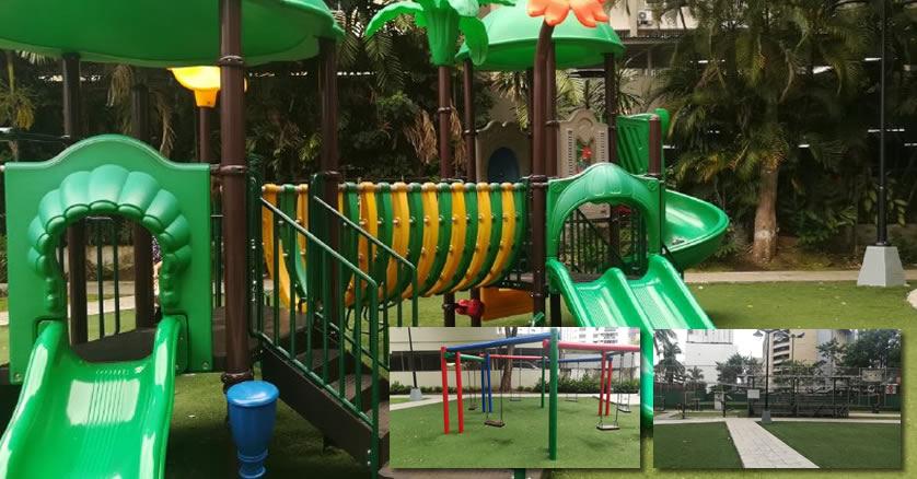 Parque Marbella Ricardo Galindo