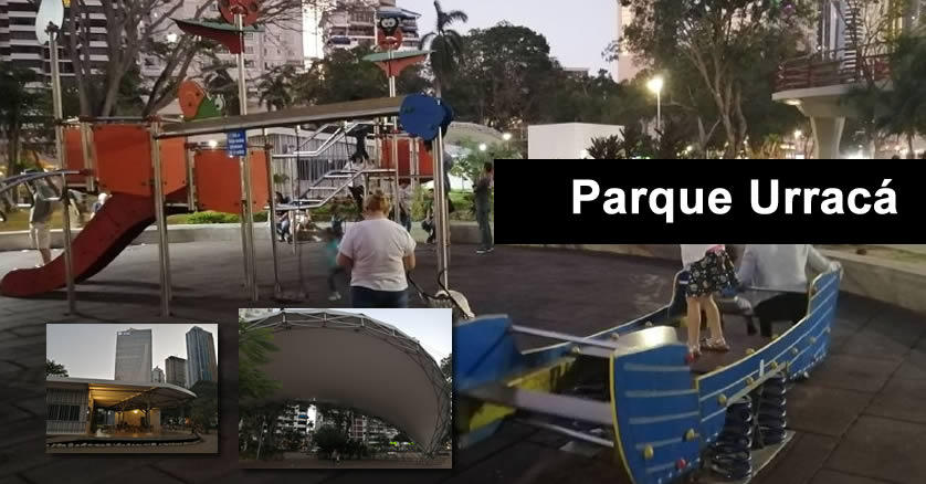 Parque Urraca panama